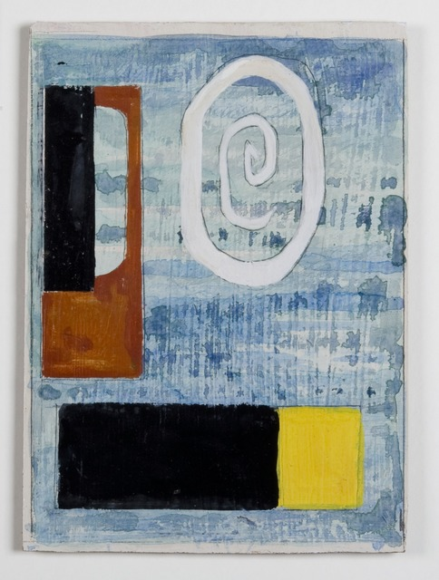 John Piper, 'Design for the North Thames Gas Board glass fibre panels 2', 1962, The Fine Art Society