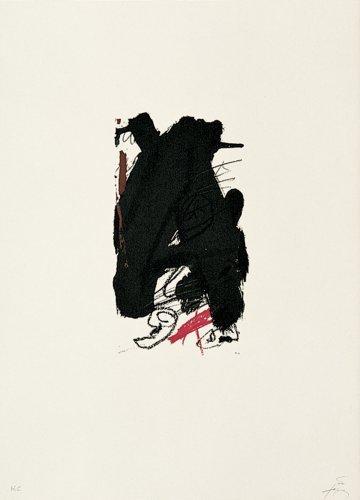 Antoni Tàpies, 'Clau-6', 1973, Kunzt Gallery