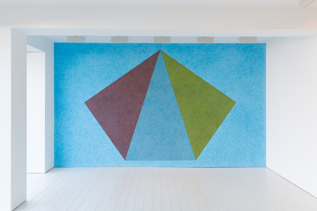 , 'Wall Drawing #434,' 1985, Patrick De Brock Gallery