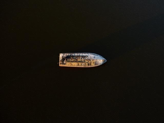 , 'Capsized Boat, Venice, Louisiana,' 2016, A Gallery for Fine Photography