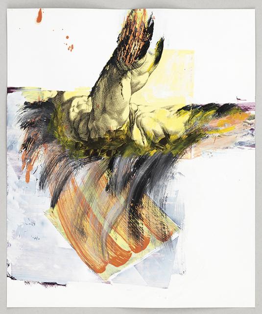 , 'corpus transludi E11,' 2014-2015, Mai 36 Galerie