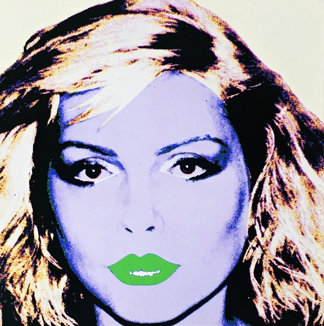 Andy Warhol, 'Debbie Harry/Blondie 1985 for Art Basel', 1987, Alpha 137 Gallery