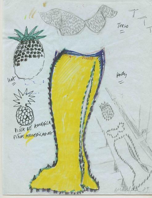 Antoni Miralda, 'Piña americana', 1985, Henrique Faria Fine Art