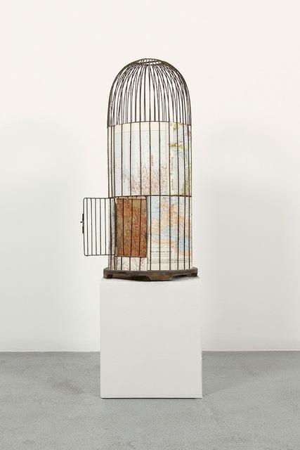 , 'Birdcage,' 2011, Maddox Arts