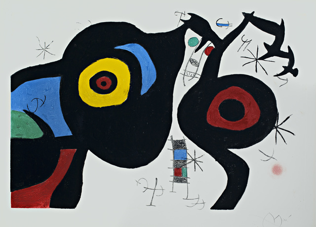 , 'Les Deux Amis,' 1969, Surovek Gallery