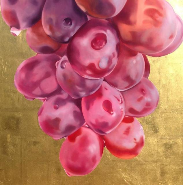 , 'Grapes,' 2010-2017, Eisenhauer Gallery