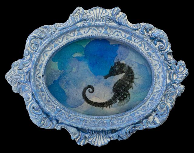 , 'Seahorse,' 2017, Ed Cross Fine Art