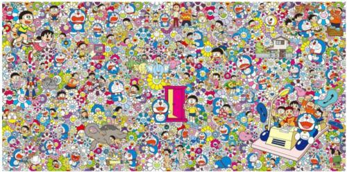 Takashi Murakami, 'THAT SOUNDS GOOD, I HOPE YOU CAN DO THAT SILKSCREEN', 2019, Dope! Gallery