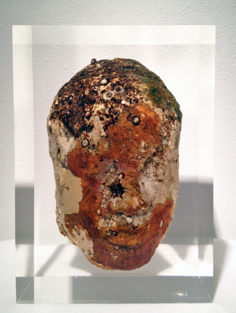 , 'Head 2,' 2012, Jonathan LeVine Projects