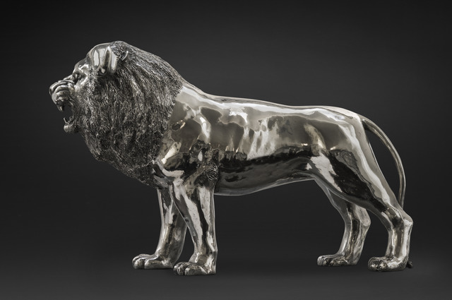 , 'Small Lion-Buffalo ,' 2015, Mazel Galerie