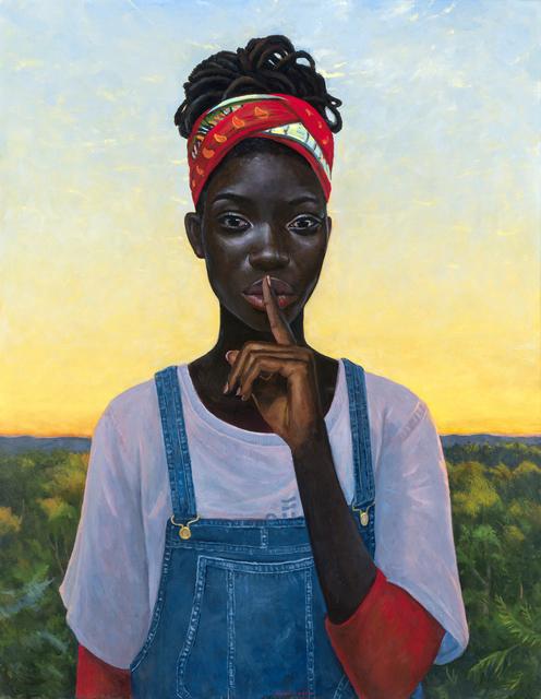 , 'Not Too Loud,' 2018, Patricia Rovzar Gallery
