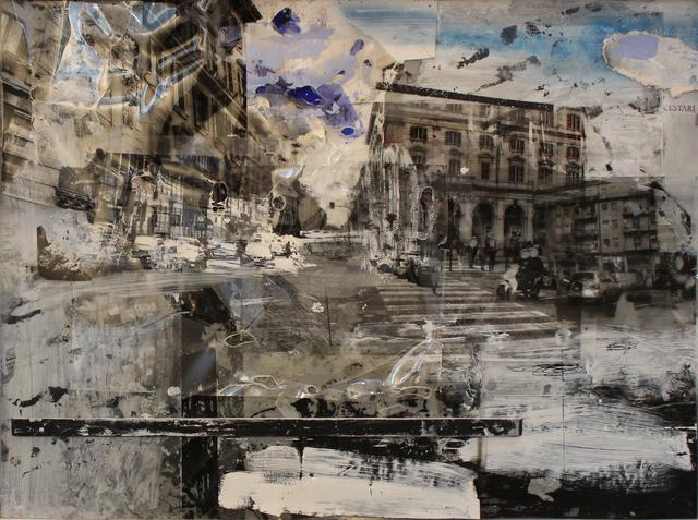 , 'La nube che fugge,' 2018, Galleria Punto Sull'Arte