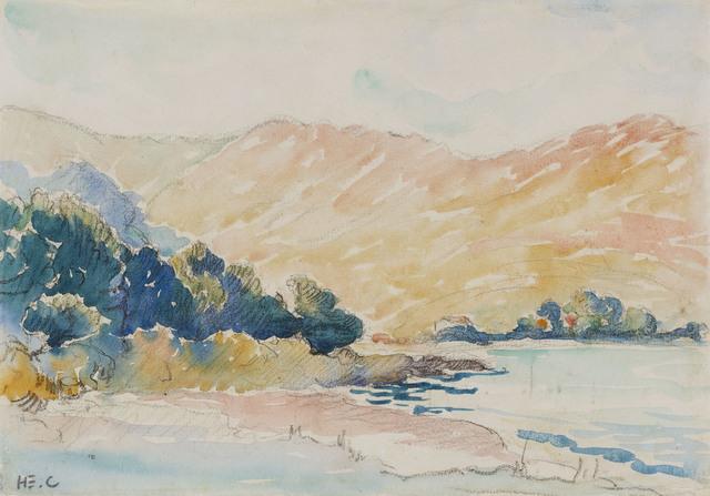 , 'La plage et la colline de Saint-Clair,' , Stoppenbach & Delestre