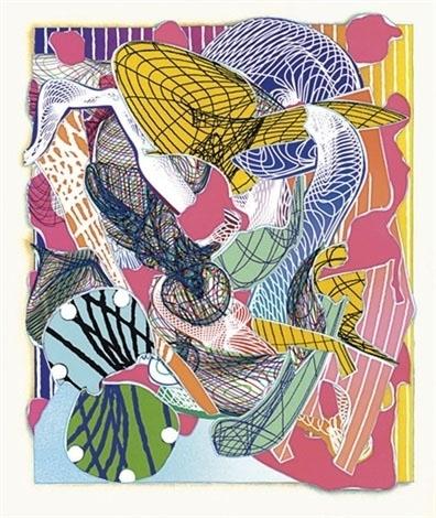Frank Stella, 'Limanora', 1994, Vertu Fine Art