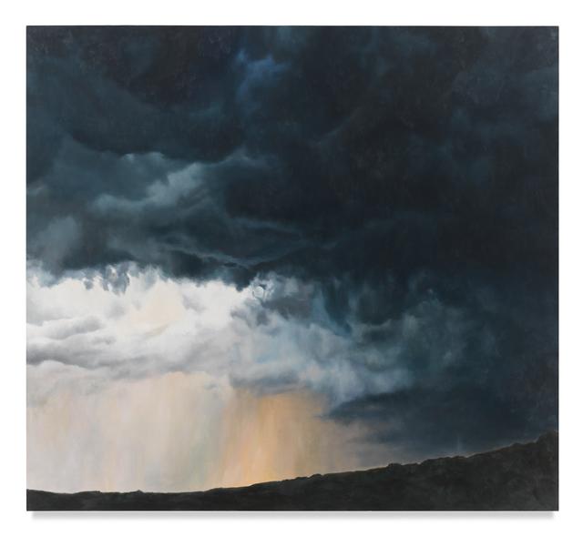 April Gornik, 'Big Storm Light', 2016, Painting, Oil on linen, Miles McEnery Gallery