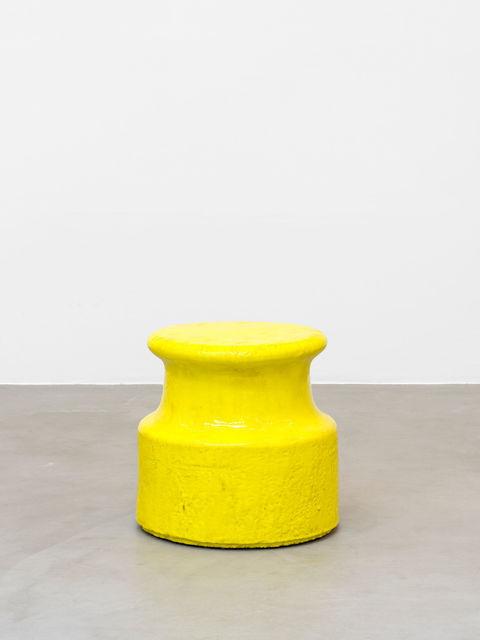 , 'Points d'observation n°24, jaune,' 2014-2015, Almine Rech Gallery