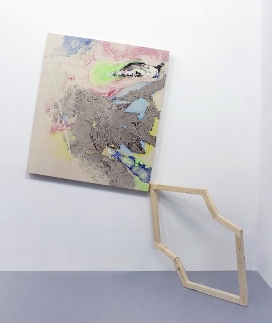 , 'Balance II,' 2014, Triangle Bleu