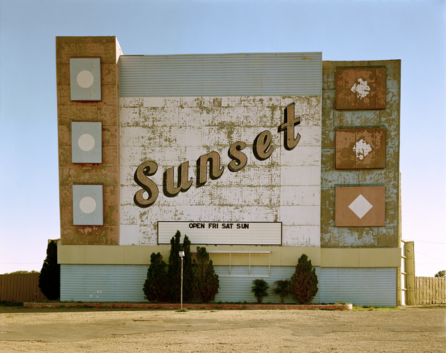 , 'West 9th Avenue, Amarillo, Texas, October 2, 1974,' 1974, The Museum of Modern Art