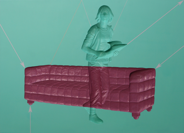 , 'The Couch 060683,' 2008, Arario Gallery