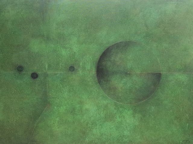 , 'La esfera,' 2016, Aldama Fine Art