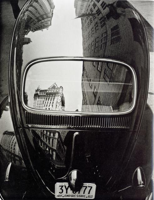 , 'Volkswagen,' 1962, Bruce Silverstein Gallery