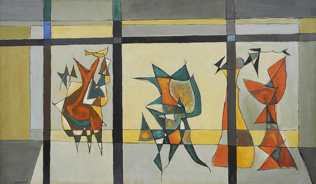 , 'Dance,' 1958, Charles Nodrum Gallery