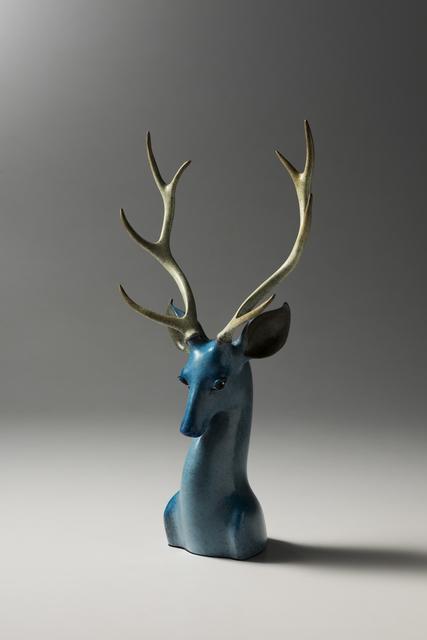 WANG DA-PENG 王大朋, 'Forest 綠林', 2017, Sculpture, Brass, ESTYLE ART GALLERY 藝時代畫廊