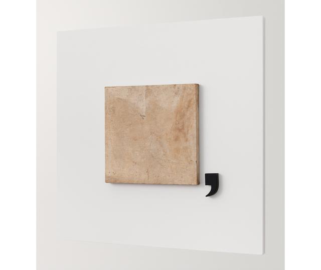 , 'Monocromo de cuero I,' 2019, Herlitzka + Faria