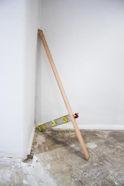 , 'Estructuras Precarias I,' 2015, LAMB Arts