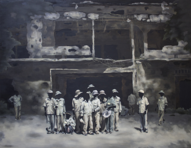 , 'The school in Quang Tri,' , Primae Noctis Gallery
