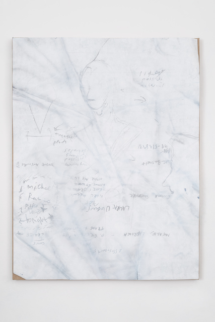 , 'DPS #35 Haydn Bust (Assistants),' 2015, Bortolami