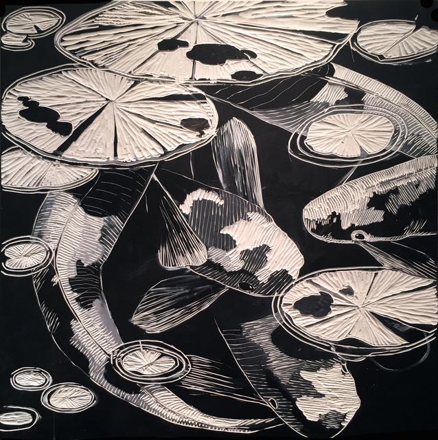Frank Hyder, 'Frontier In Black + White No. 3', 2019, Bill Lowe Gallery
