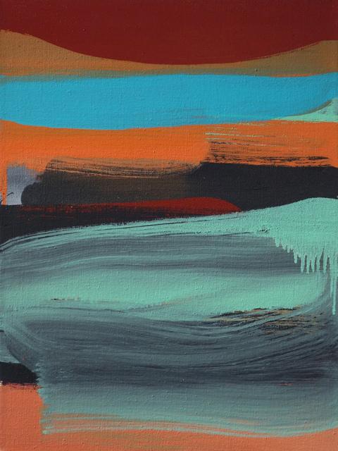, 'Wave,' 2017, Anita Shapolsky Gallery
