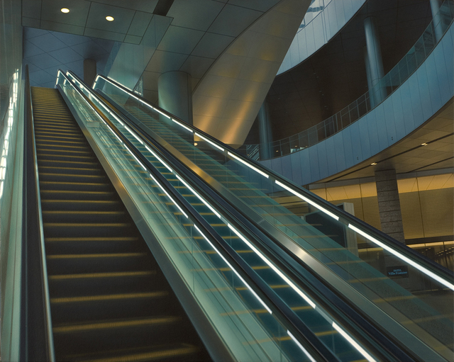, 'Escalator#24,' 2010, Aki Gallery