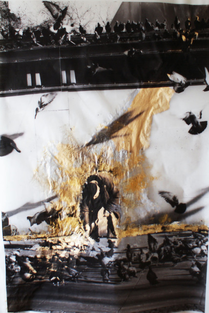 , 'Paris N°9,' 2017, Galerie Geraldine Banier