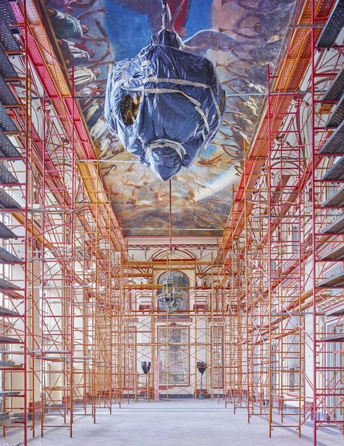 , 'Interior Restoration, Havana, Cuba,' 2014, Galerie de Bellefeuille
