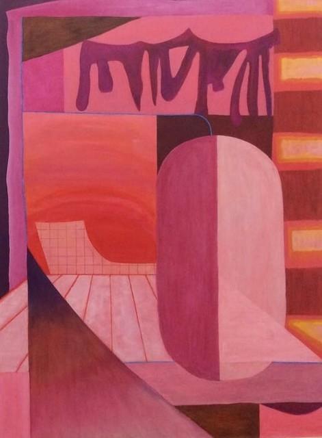 , 'Semilla Roja,' 2016, Galería Karen Huber