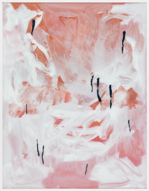 , 'Namib (Vor und hinter dem Glas),' 2017, Galerie Thomas Schulte