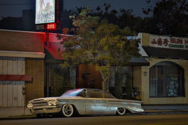, 'Sleeping Car, Apollo Drive,' 2012, Fahey/Klein Gallery