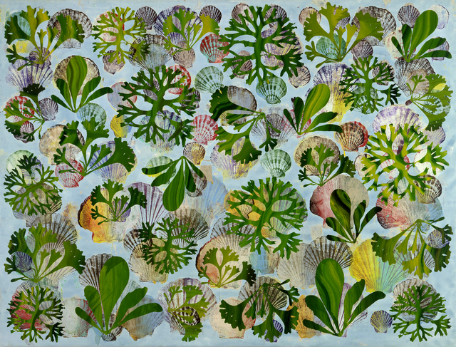 Philip Taaffe, 'Composition with Shells and Algae', 2005, Luhring Augustine