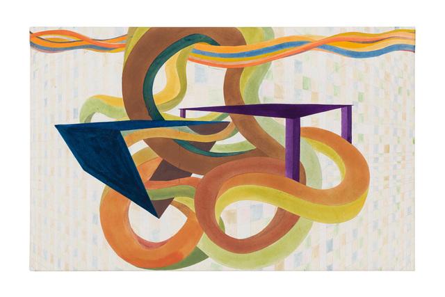 , 'Particular Paradox 29,' 2000, Al Held Foundation