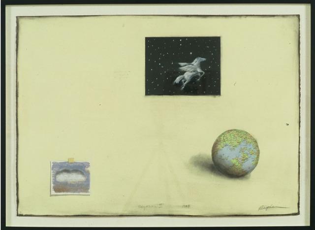 , 'Pegasus,' 1998, Sylvia White Gallery