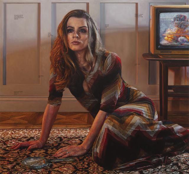 , 'Get the Look,' 2017/18, Josef Filipp Galerie