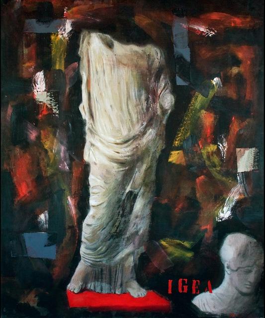 , 'IGEA,' , Galerie AM PARK
