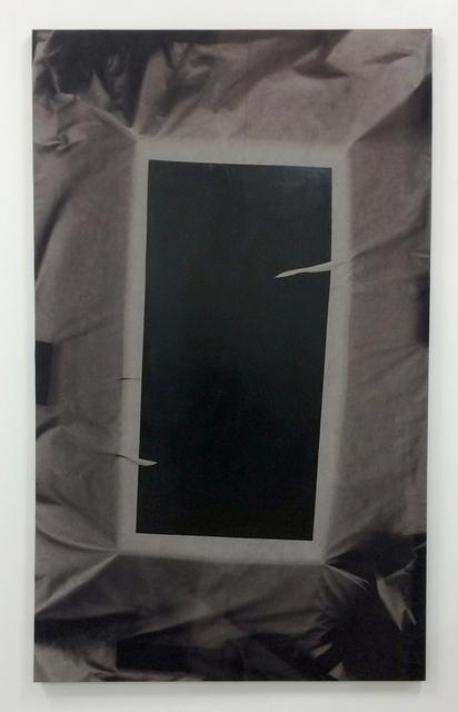 , 'Black Skylight (6 Month Exposure),' 2016, Halsey McKay Gallery