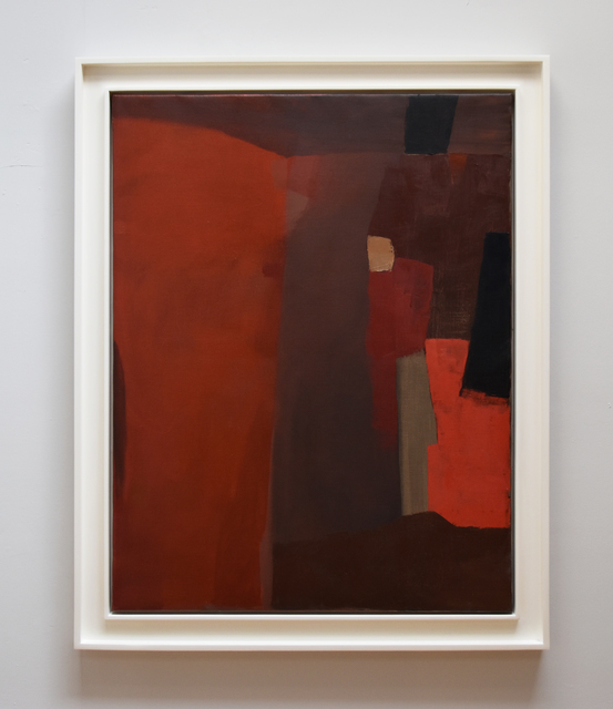 , 'Red is Back in Town,' 2018, Cadogan Contemporary