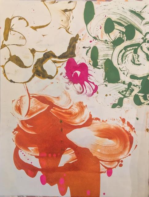 Catherine Howe, 'Large Summer Flower VI', 2015, Cross Contemporary Art