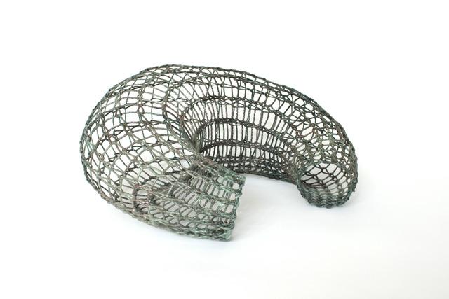 Matthew Szösz, 'LUNULA', 2017, Sculpture, Fused glass, Traver Gallery