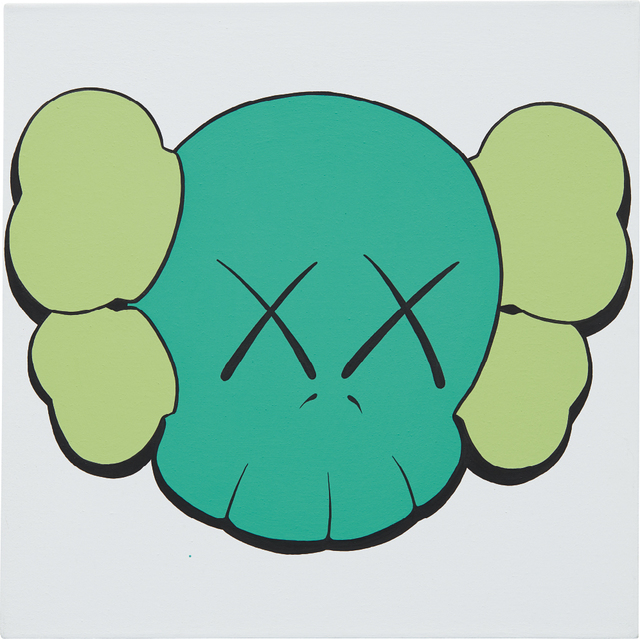 KAWS, 'Untitled', 1999, Painting, Acrylic on canvas, Phillips