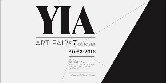 The Rooster Gallery will take part at international art fair YIA Paris